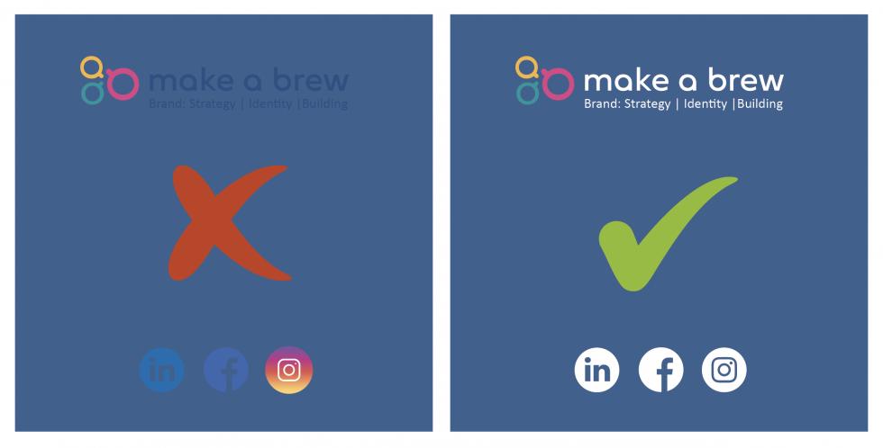 Social Media Branding top 10 tips illustration