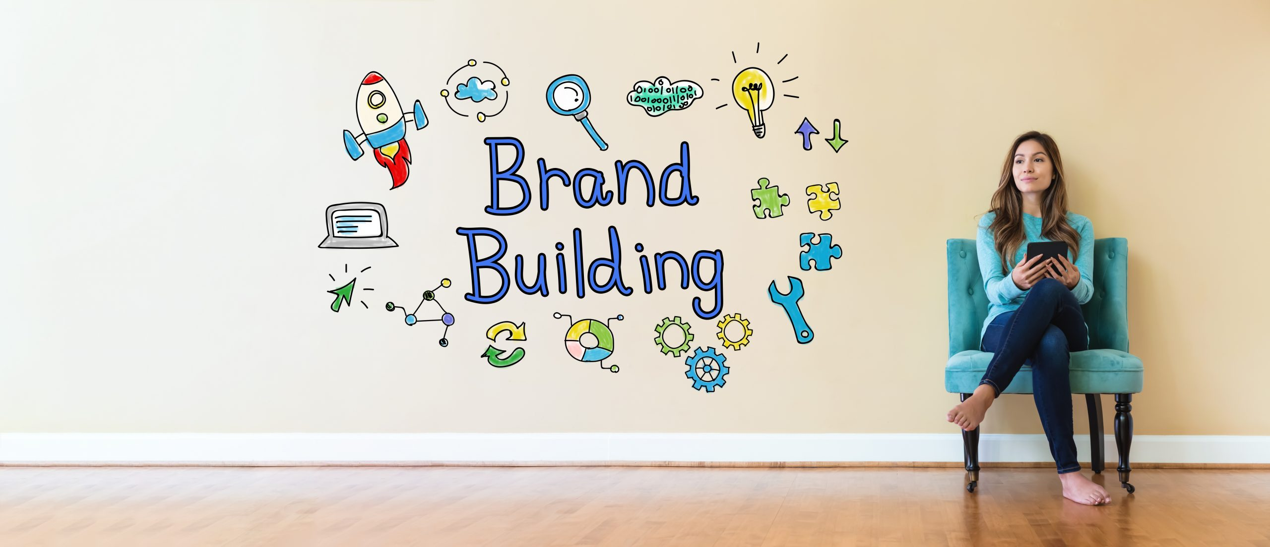 Make a brew - Building your brand online